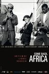 Come back, Africa -- 01/04/11